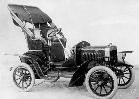 Historie automobilu Škoda